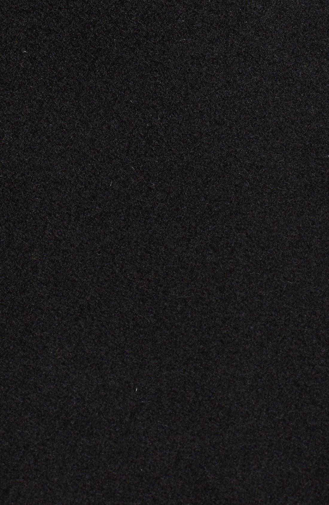Alternate Image 5  - MICHAEL Michael Kors Double Breasted Swing Coat (Regular & Petite)