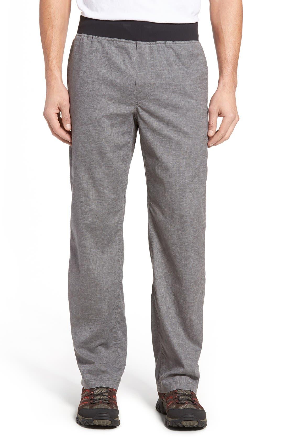 Vaha Pants,                         Main,                         color, Gravel
