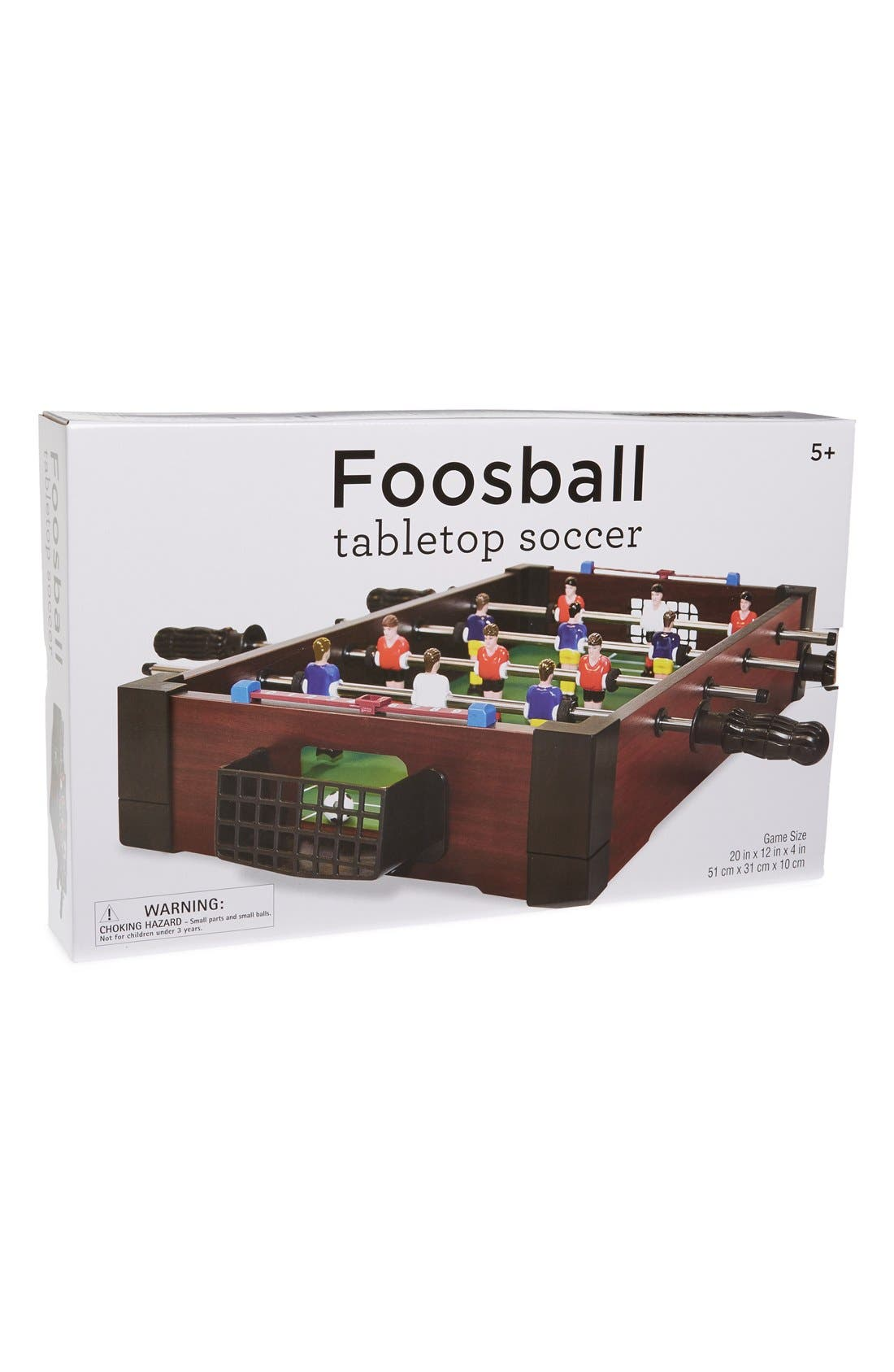 Westminster Toys Foosball Tabletop Soccer Game