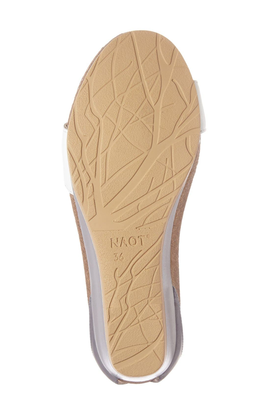 Alternate Image 4  - Naot 'Pixie' Sandal (Women)