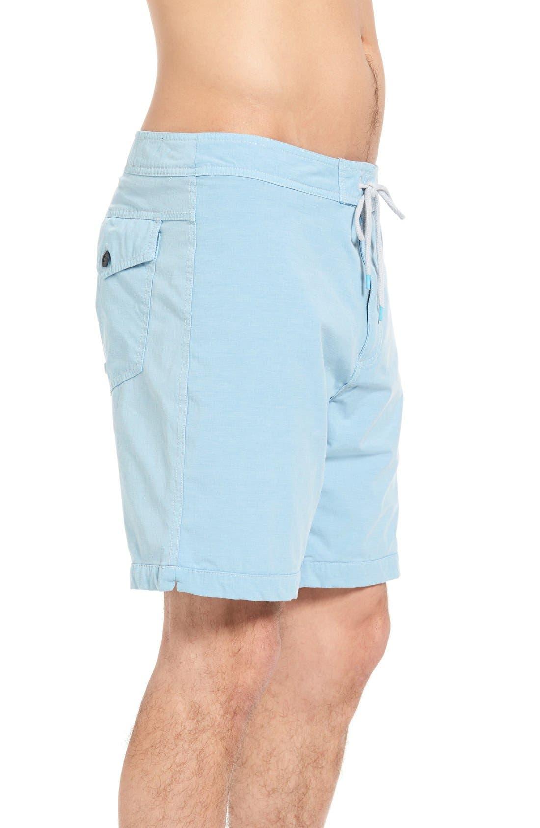 Venice Board Shorts,                             Alternate thumbnail 3, color,                             Light Blue