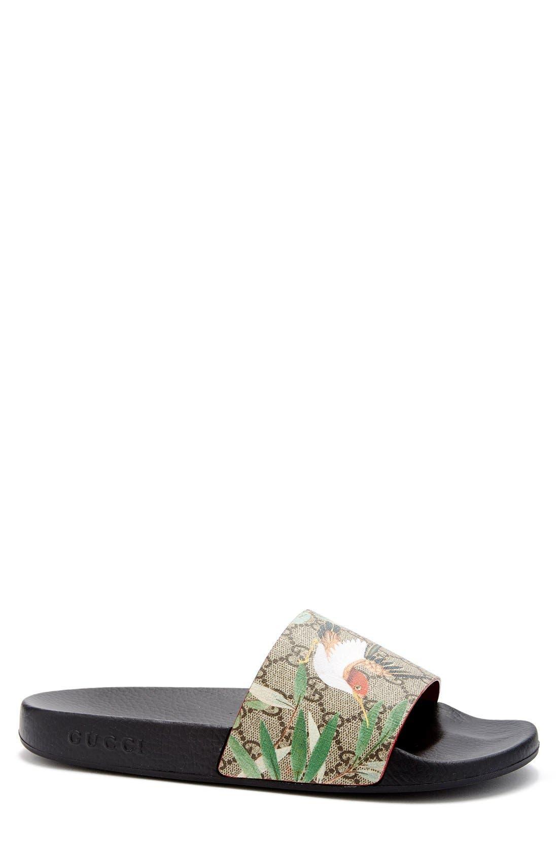 Main Image - Gucci 'Pursuit '72 Slide' Sandal (Men)