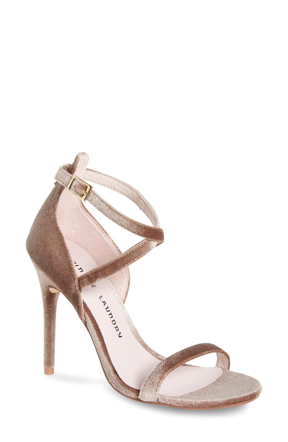 Alternate Image 1 Selected - Chinese Laundry Lavelle Ankle Strap Sandal (Women)