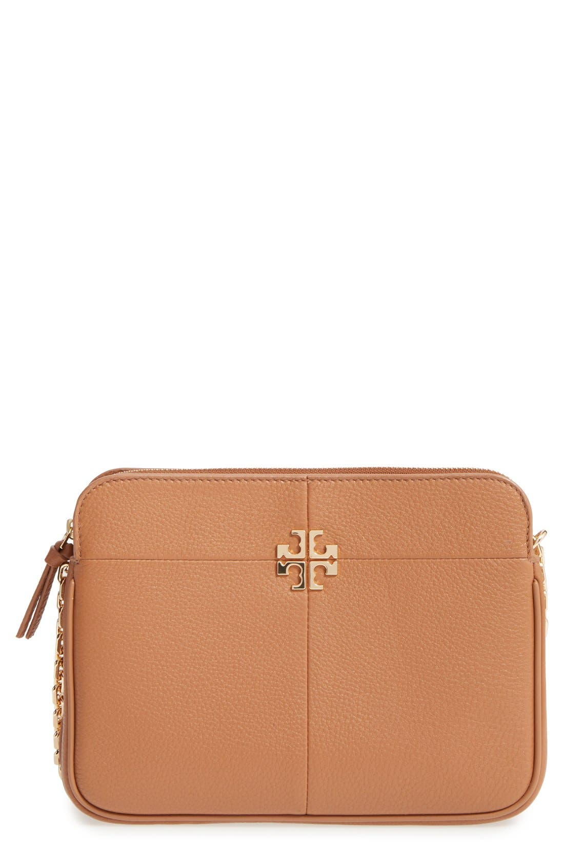 Tory Burch Ivy Leather Crossbody Bag