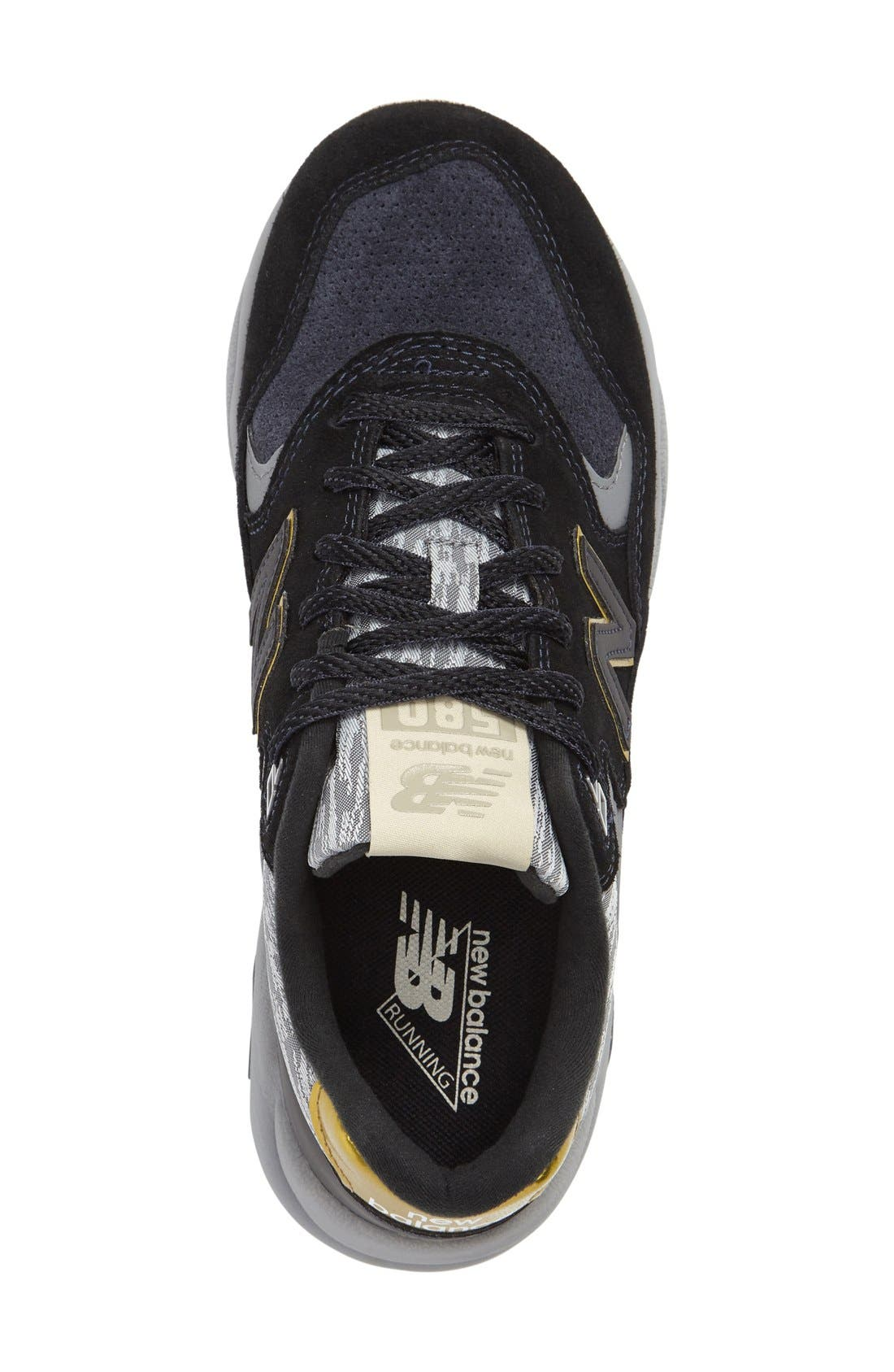 Alternate Image 3  - New Balance 580 Sneaker (Women)
