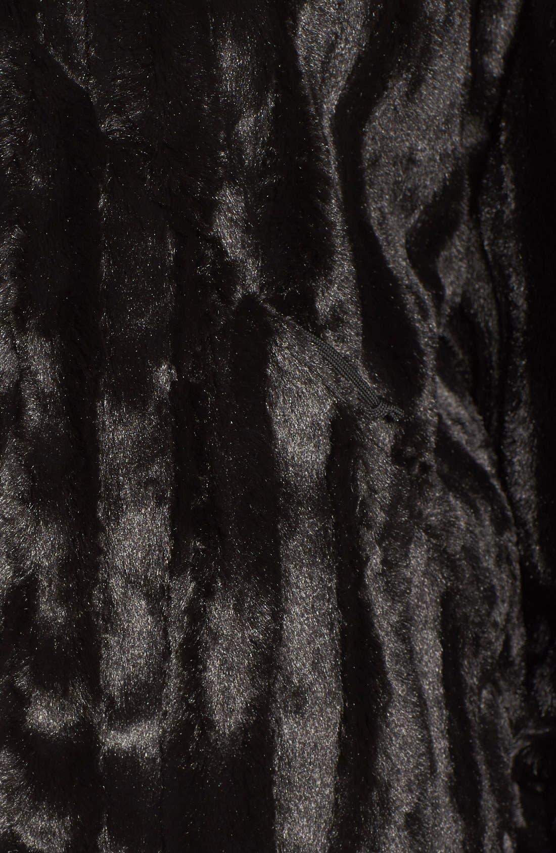 Alternate Image 5  - The North Face Furlander Faux Fur Fleece Jacket