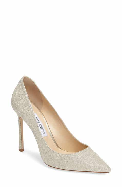 Jimmy Choo Romy Pointy Toe Pump Women