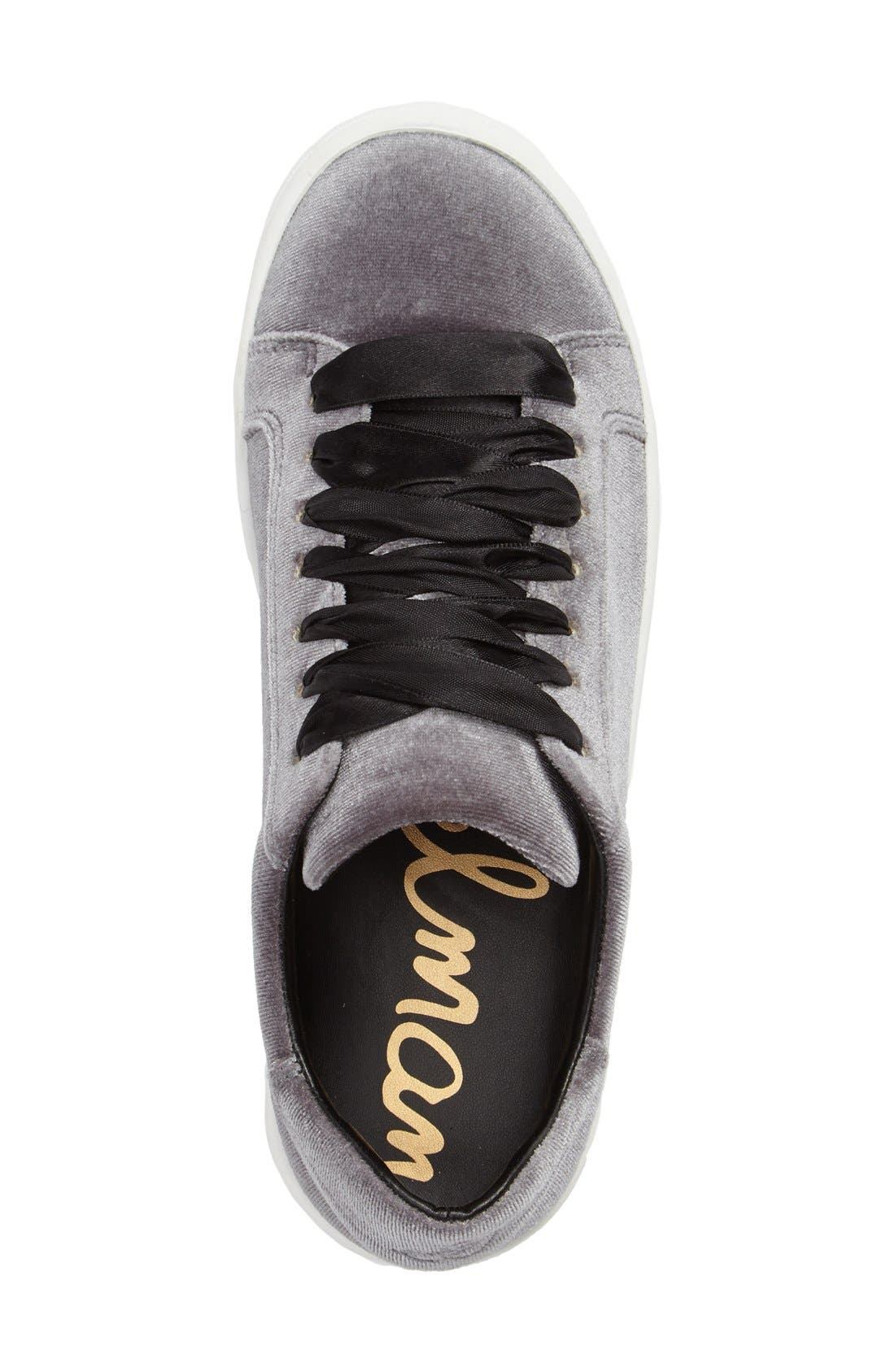 Alternate Image 3  - Sam Edelman Marlow Sneaker (Women)
