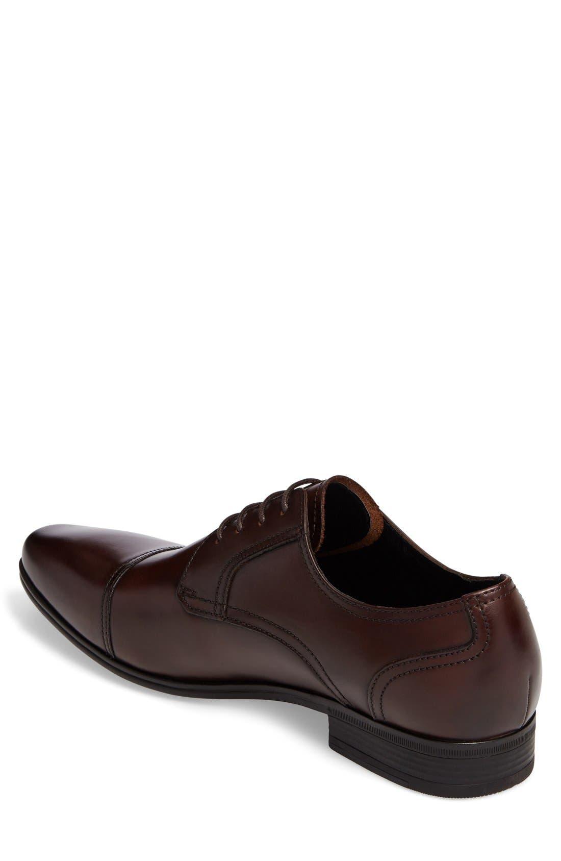 Alternate Image 2  - Reaction Kenneth Cole In a Min-ute Oxford (Men)