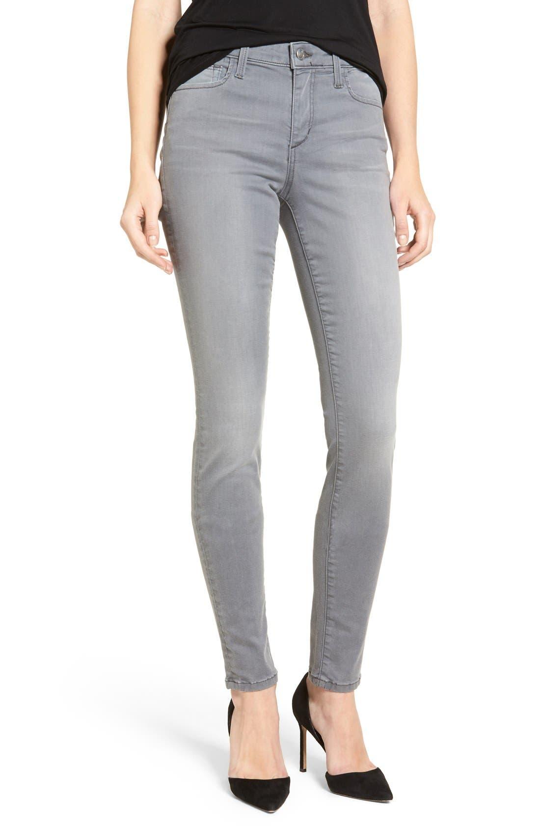 Alternate Image 1 Selected - Joe's Icon Skinny Jeans (Gretta)