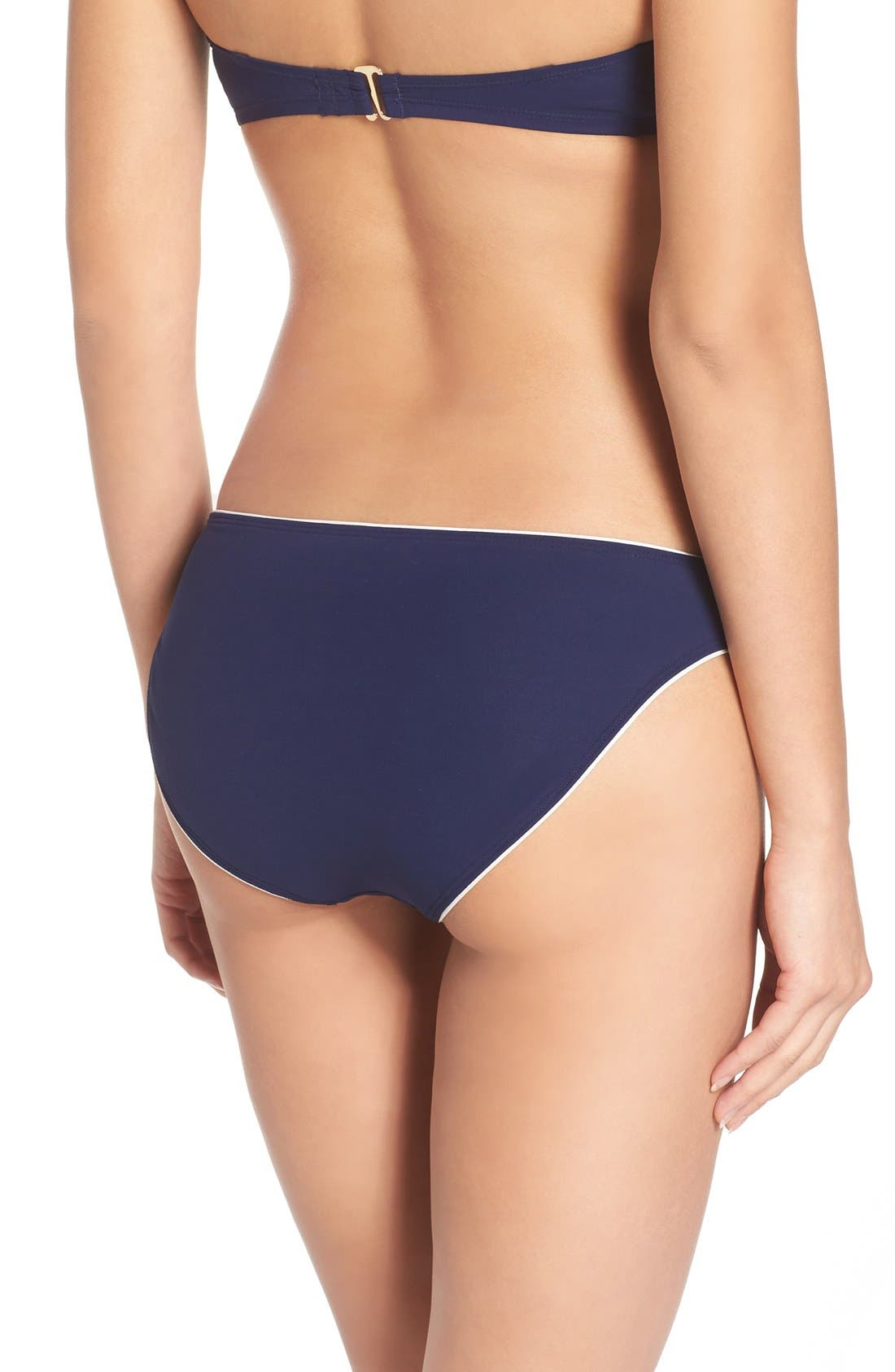 Alternate Image 2  - Tory Burch Riviera Hipster Bikini Bottoms