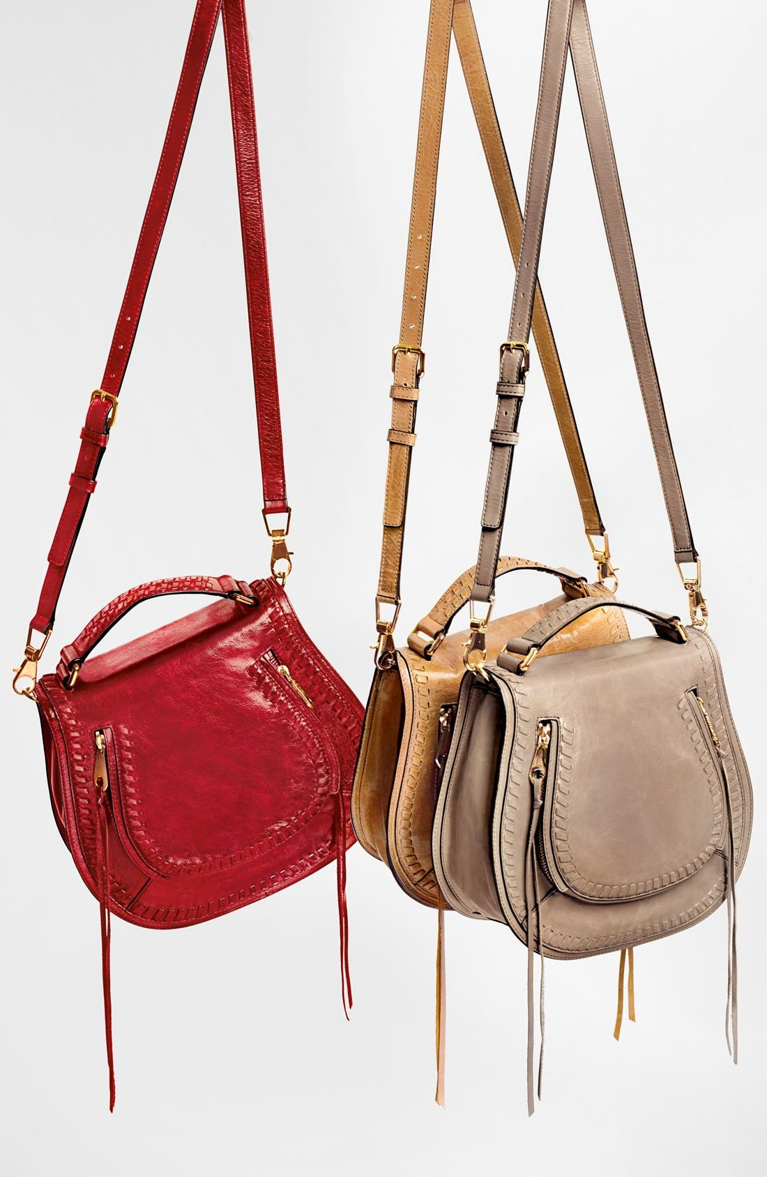 Vanity Saddle Bag,                             Alternate thumbnail 4, color,