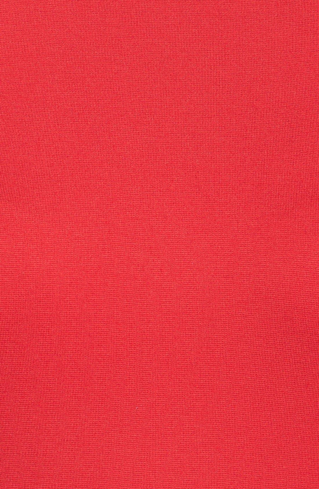 Alternate Image 5  - Felicity & Coco Capriana Ruffle Sheath Dress (Regular & Petite) (Nordstrom Exclusive)