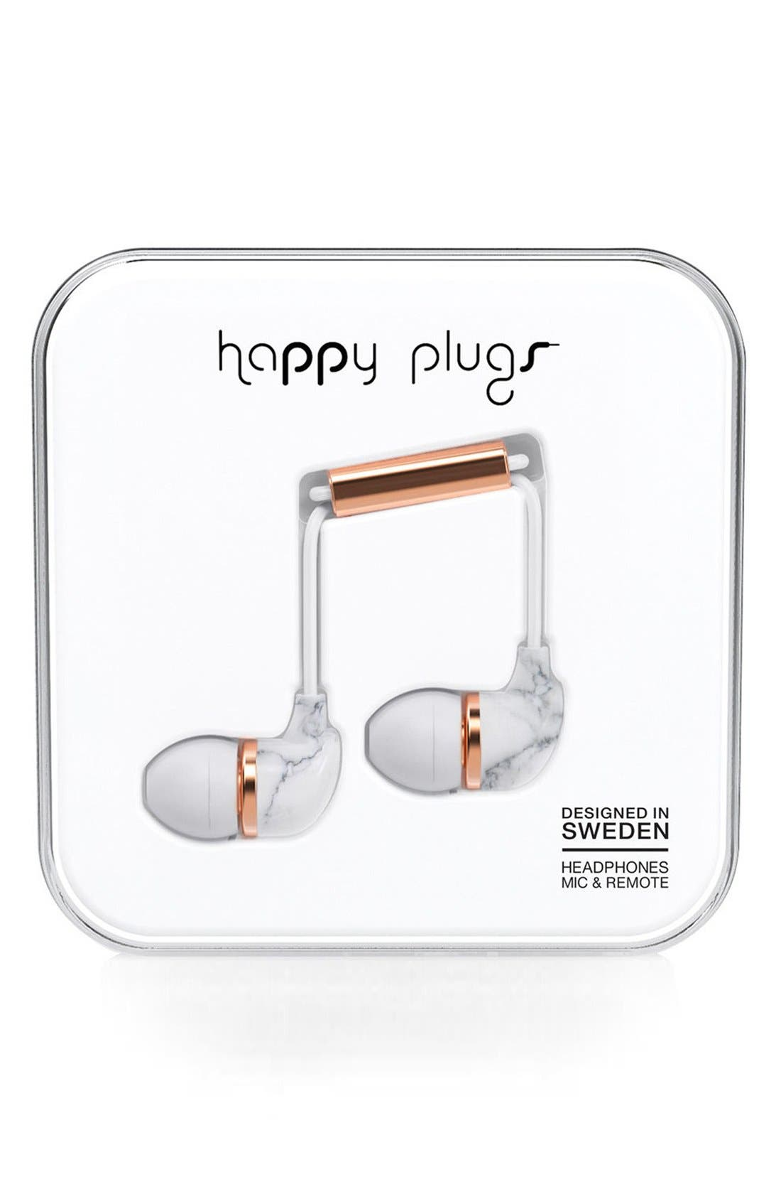 Alternate Image 3  - Happy Plugs In-Ear Headphones