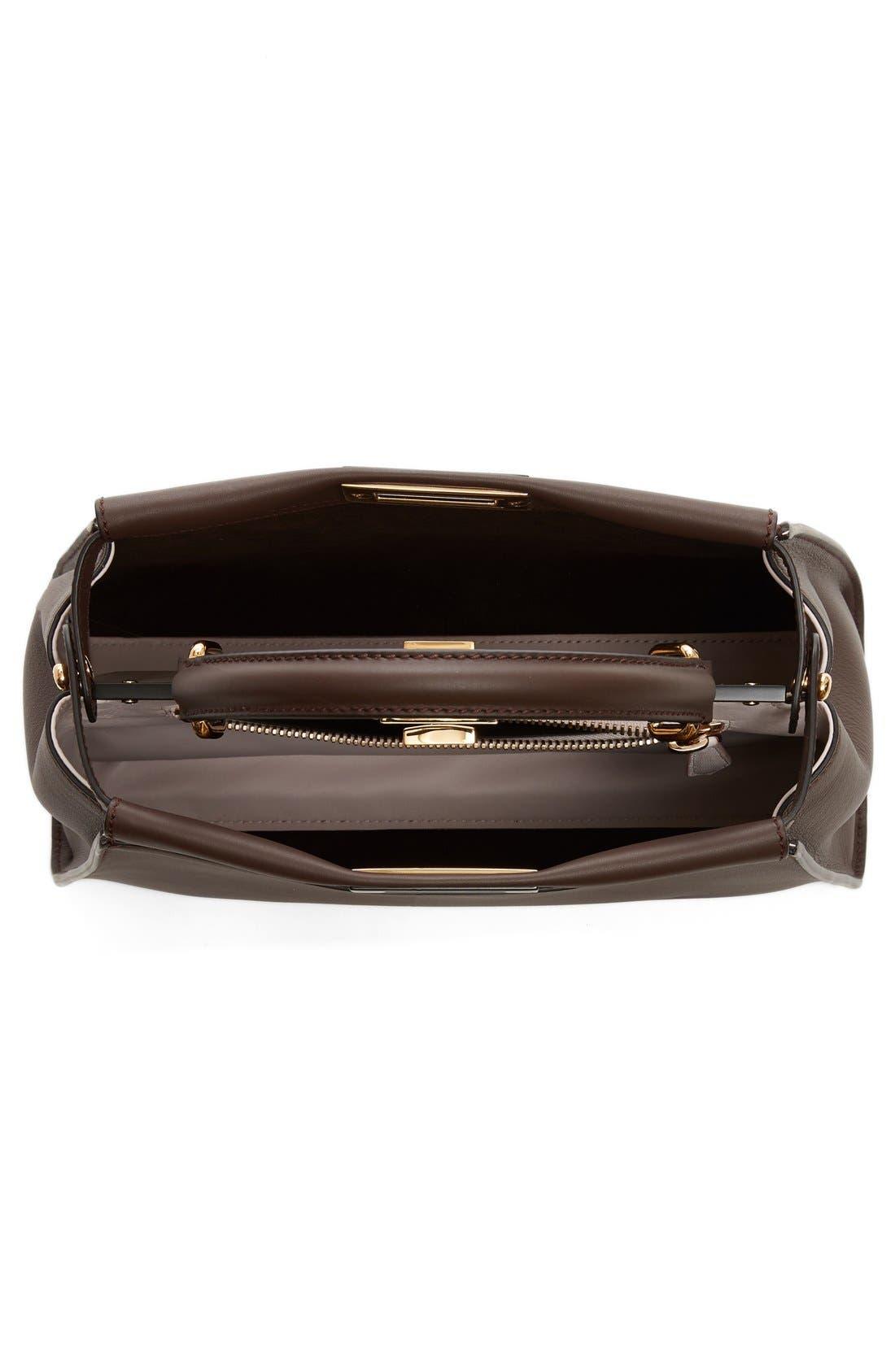 Alternate Image 4  - Fendi 'Peek-A-Boo' Medium Crossbody Bag