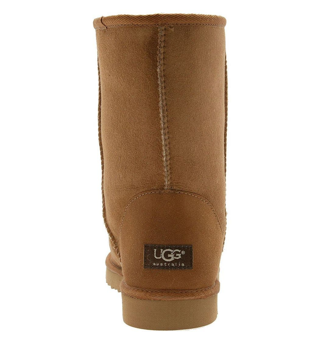 Alternate Image 4  - UGG® Classic Short Boot (Men)