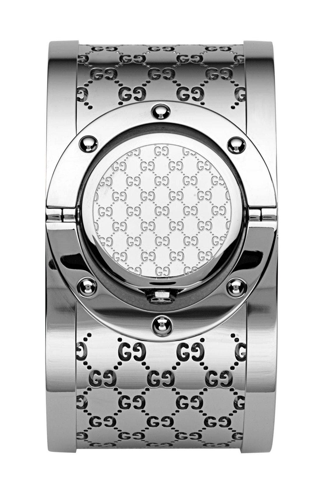 Alternate Image 2  - Gucci 'Twirl Collection' Watch, 24mm