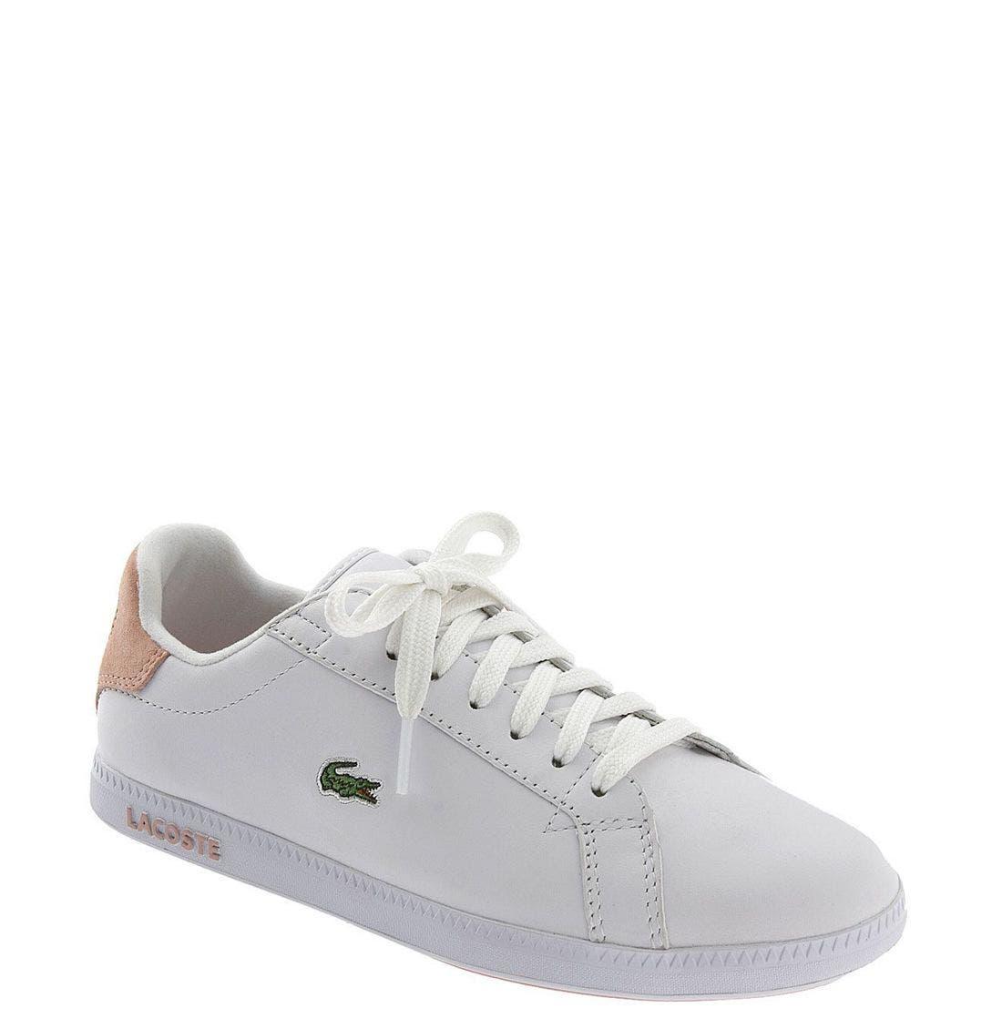 Main Image - Lacoste 'Graduate 2' Sneaker (Women)