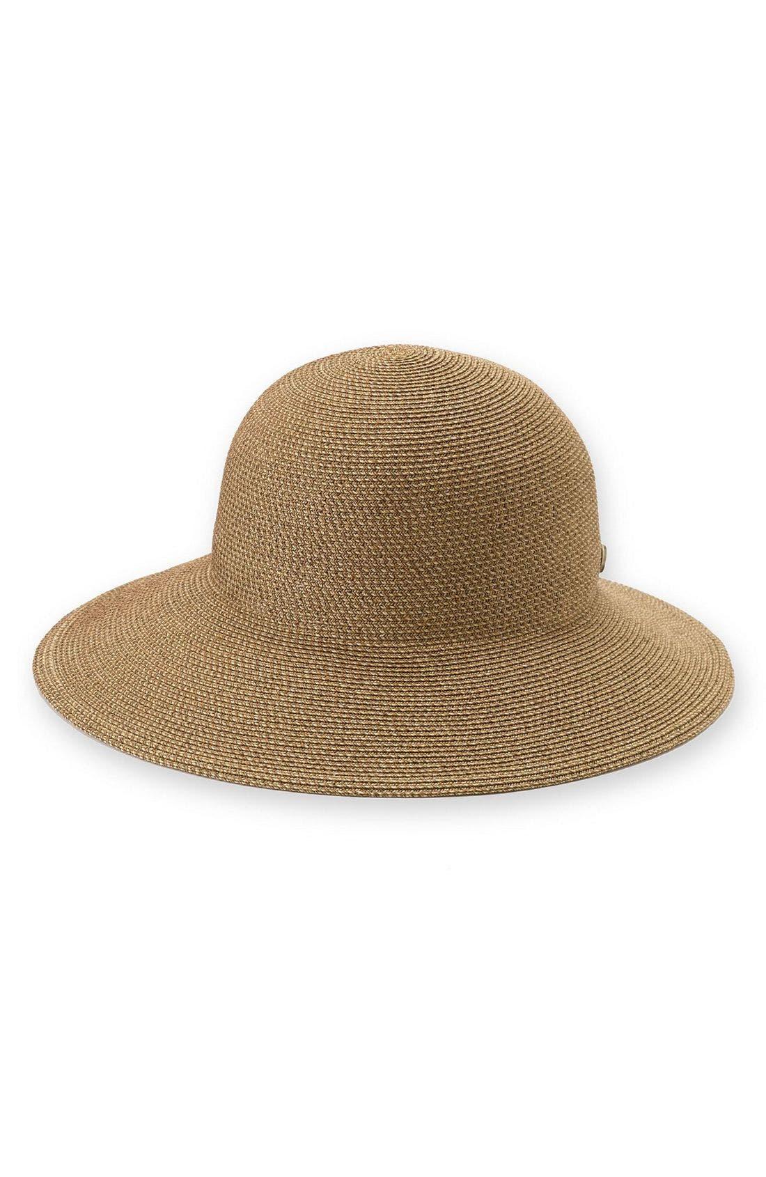 Eric Javits 'Squishee® IV' Wide Brim Hat