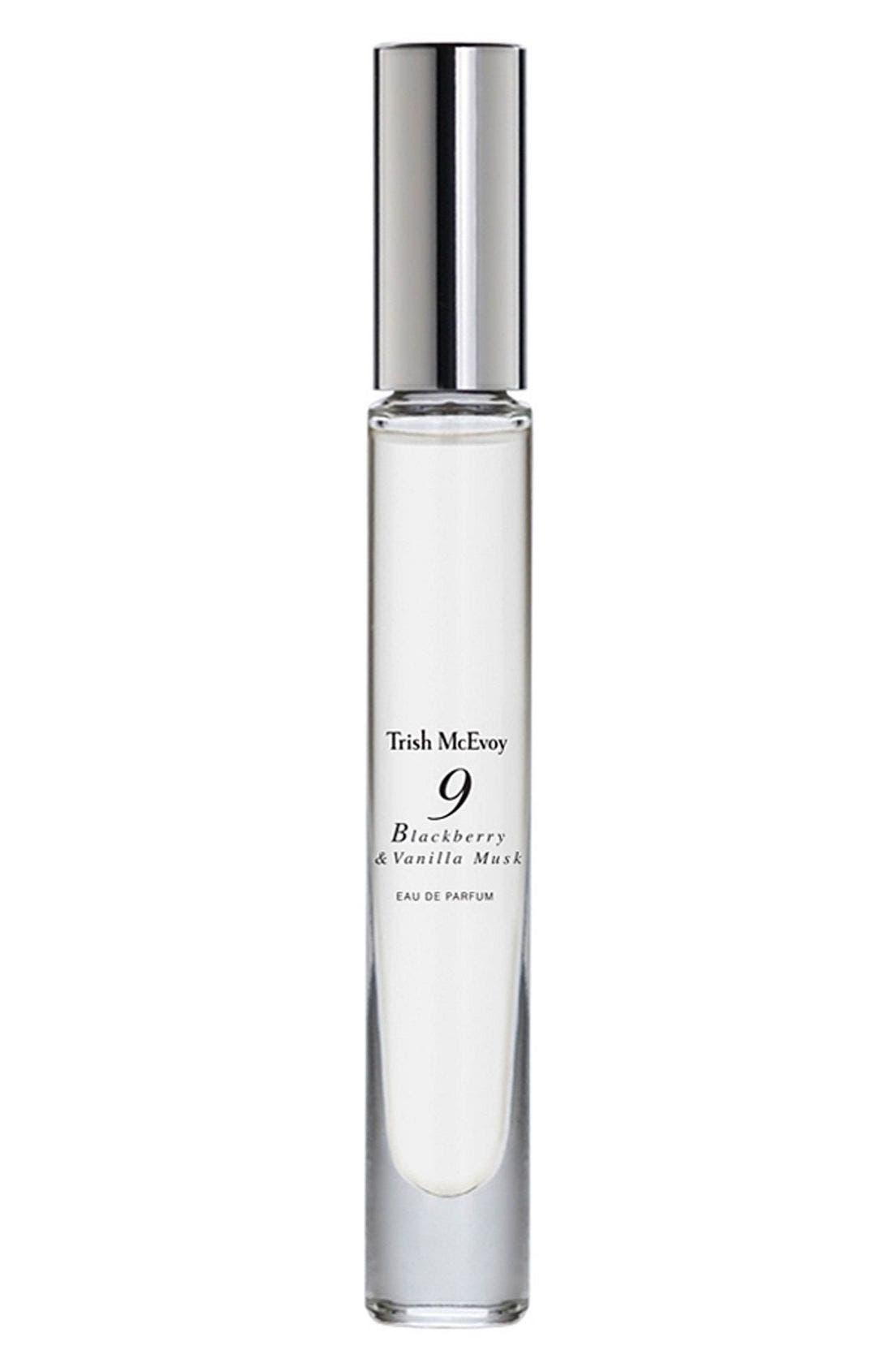 Trish McEvoy '9' Blackberry & Vanilla Musk Eau de Parfum Rollerball
