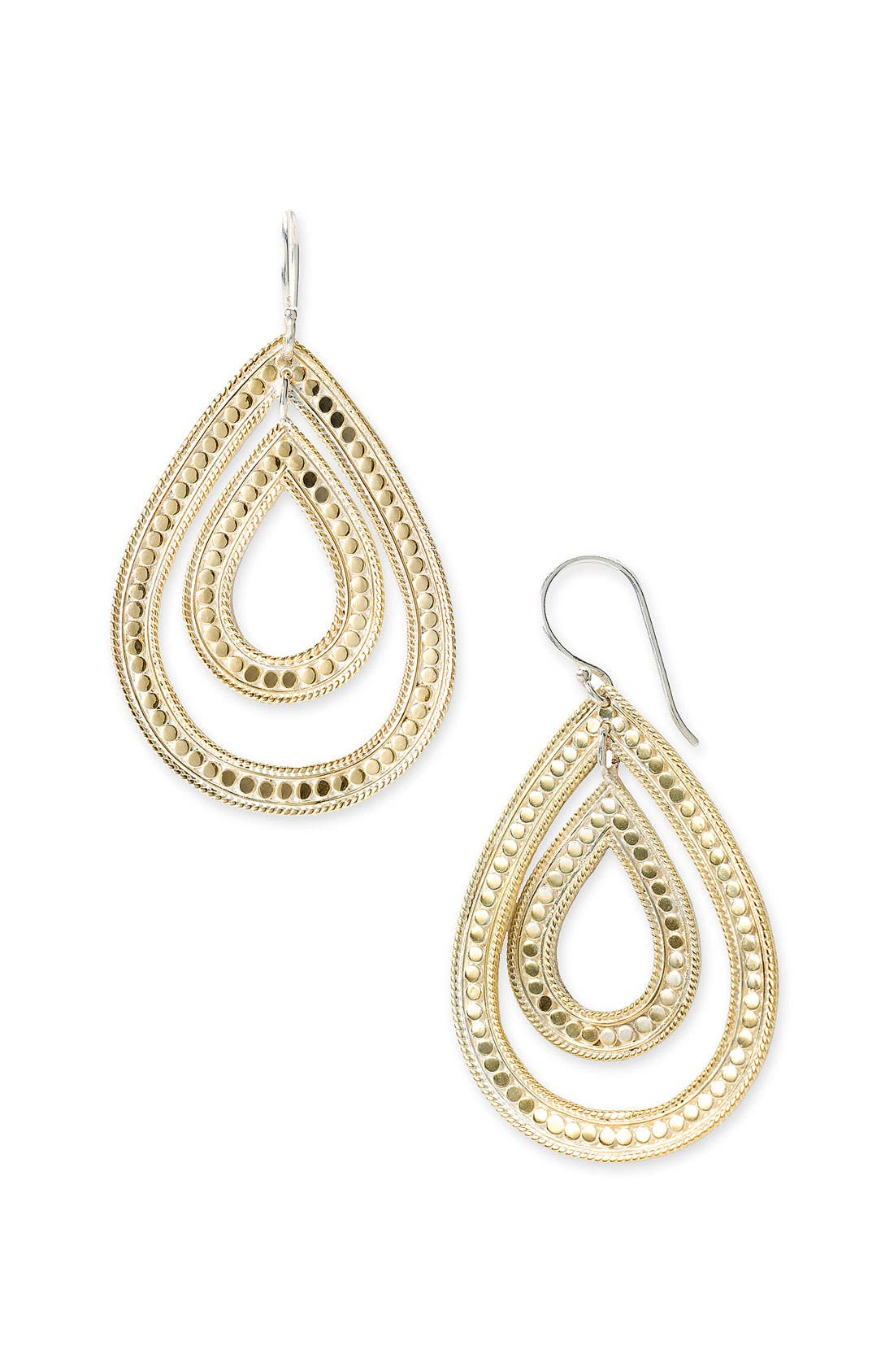 Alternate Image 1 Selected - Anna Beck 'Timor' Double Drop Earrings