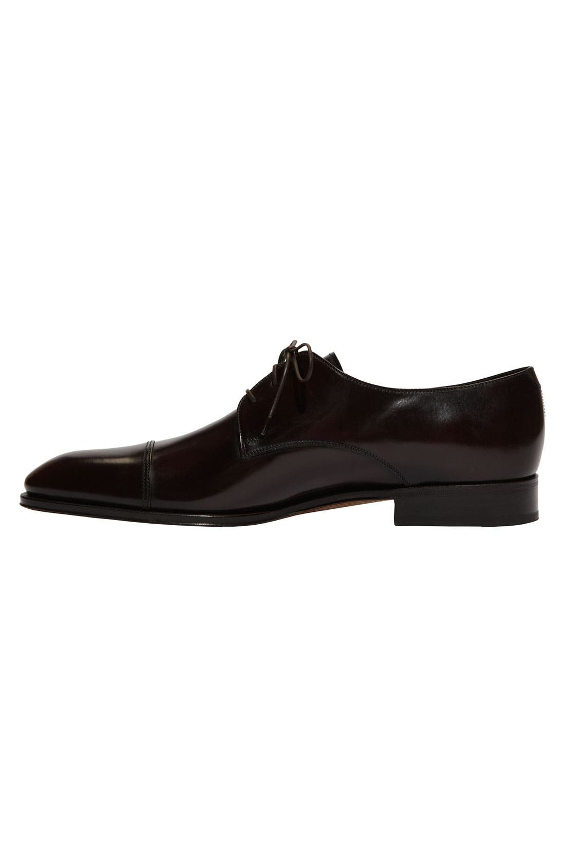 Alternate Image 2  - Salvatore Ferragamo 'Faraone' Cap Toe Oxford (Men)