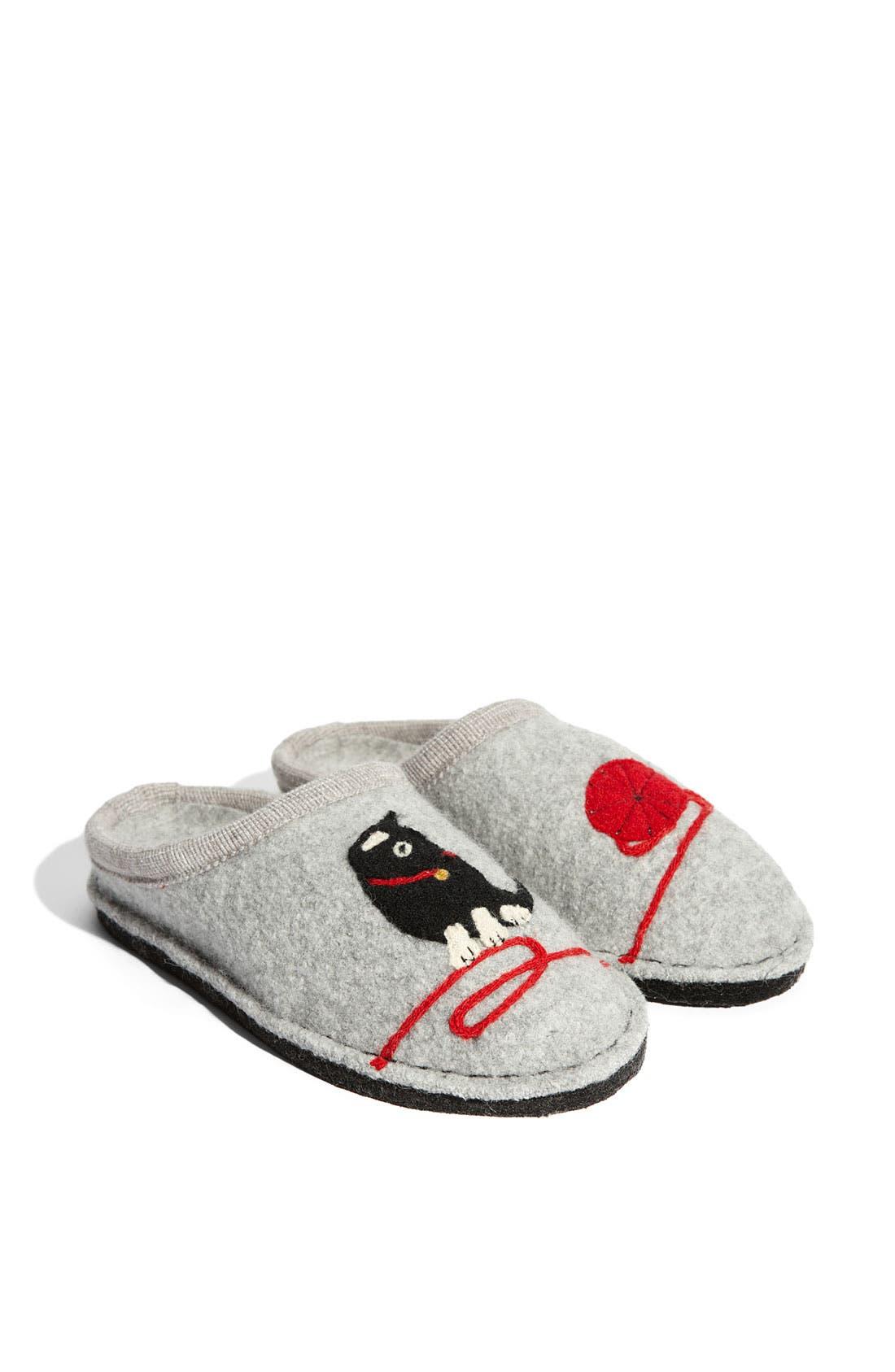 'Kitty' Slipper,                         Main,                         color, Grey