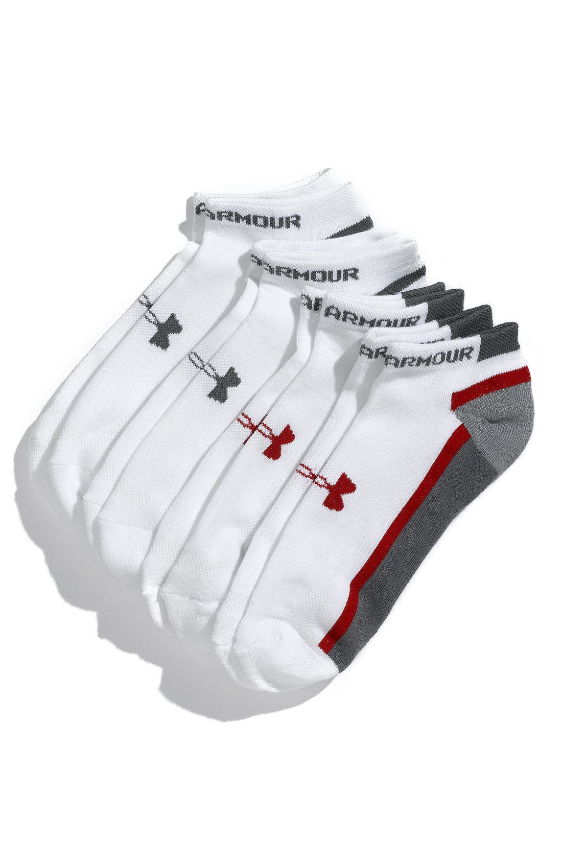 Alternate Image 1 Selected - Under Armour 'Beyond Now' Socks