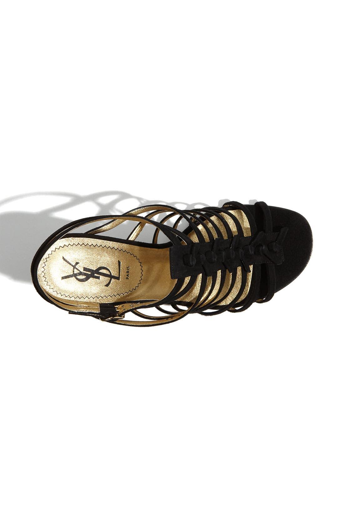 Alternate Image 3  - Yves Saint Laurent 'Trybal' Wedge Sandal
