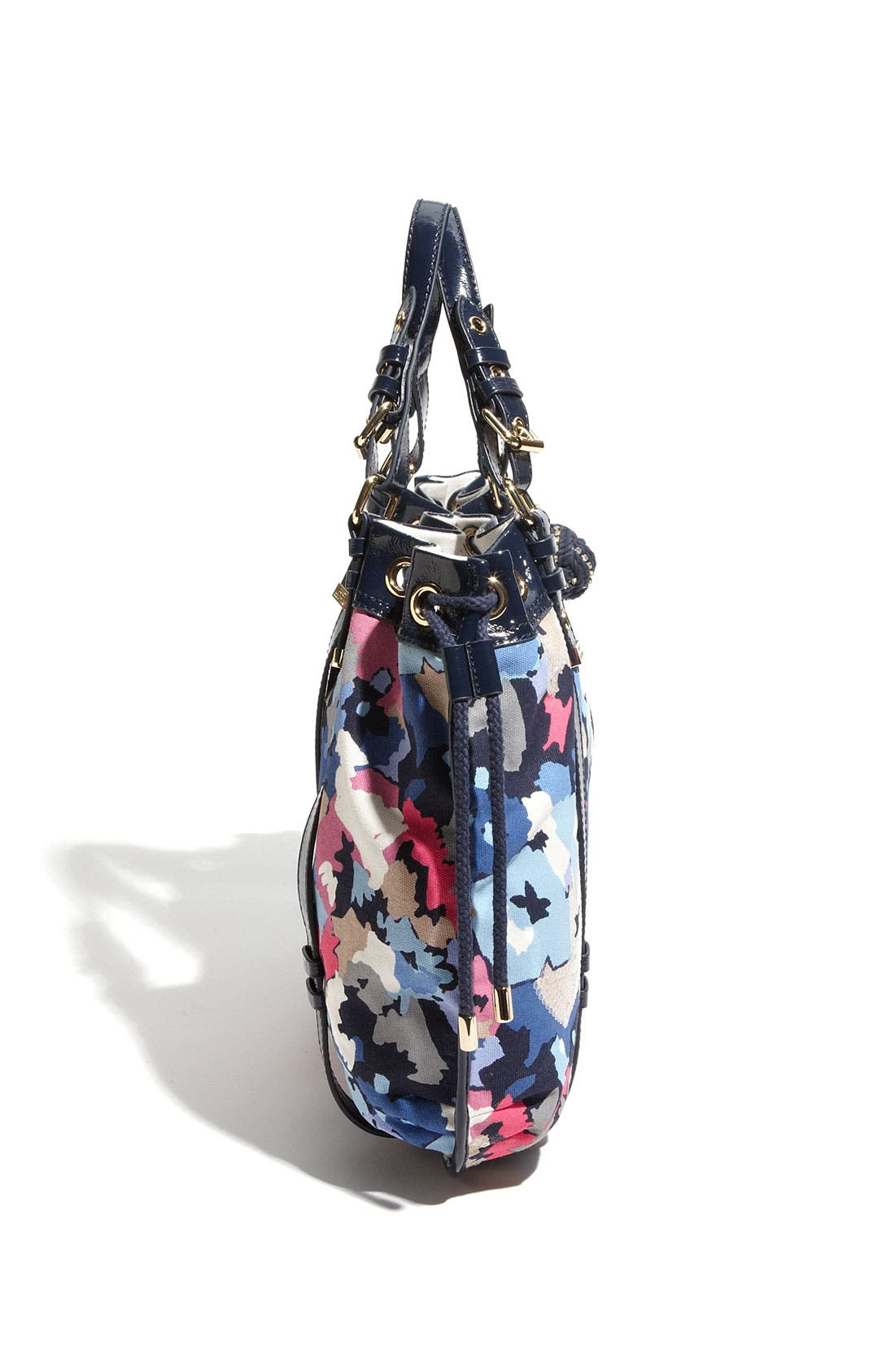 Alternate Image 2  - Juicy Couture 'Beverly' Floral Print Canvas Tote