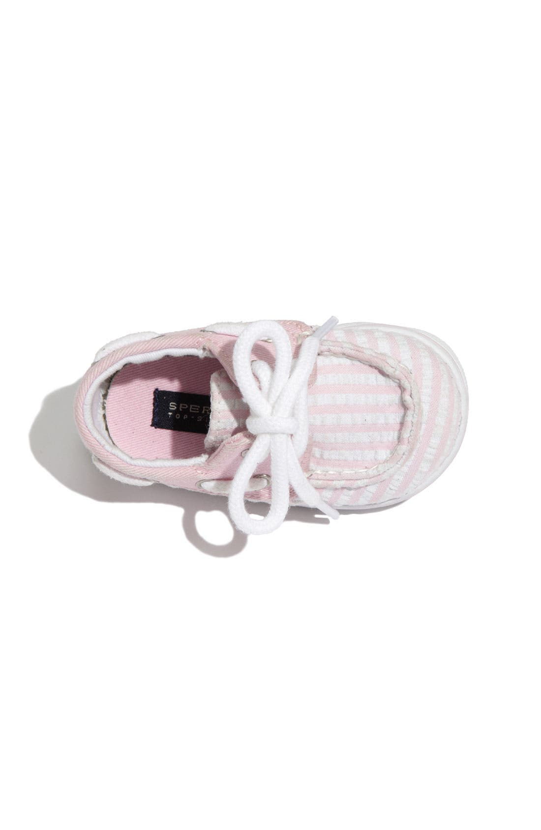 Alternate Image 3  - Sperry Kids 'Bahama' Crib Shoe (Baby)