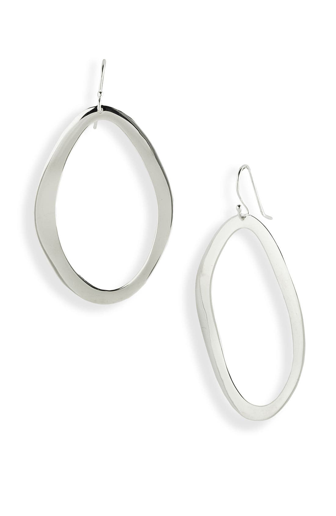 Alternate Image 1 Selected - Ippolita 'Scultura' Large Wavy Earrings