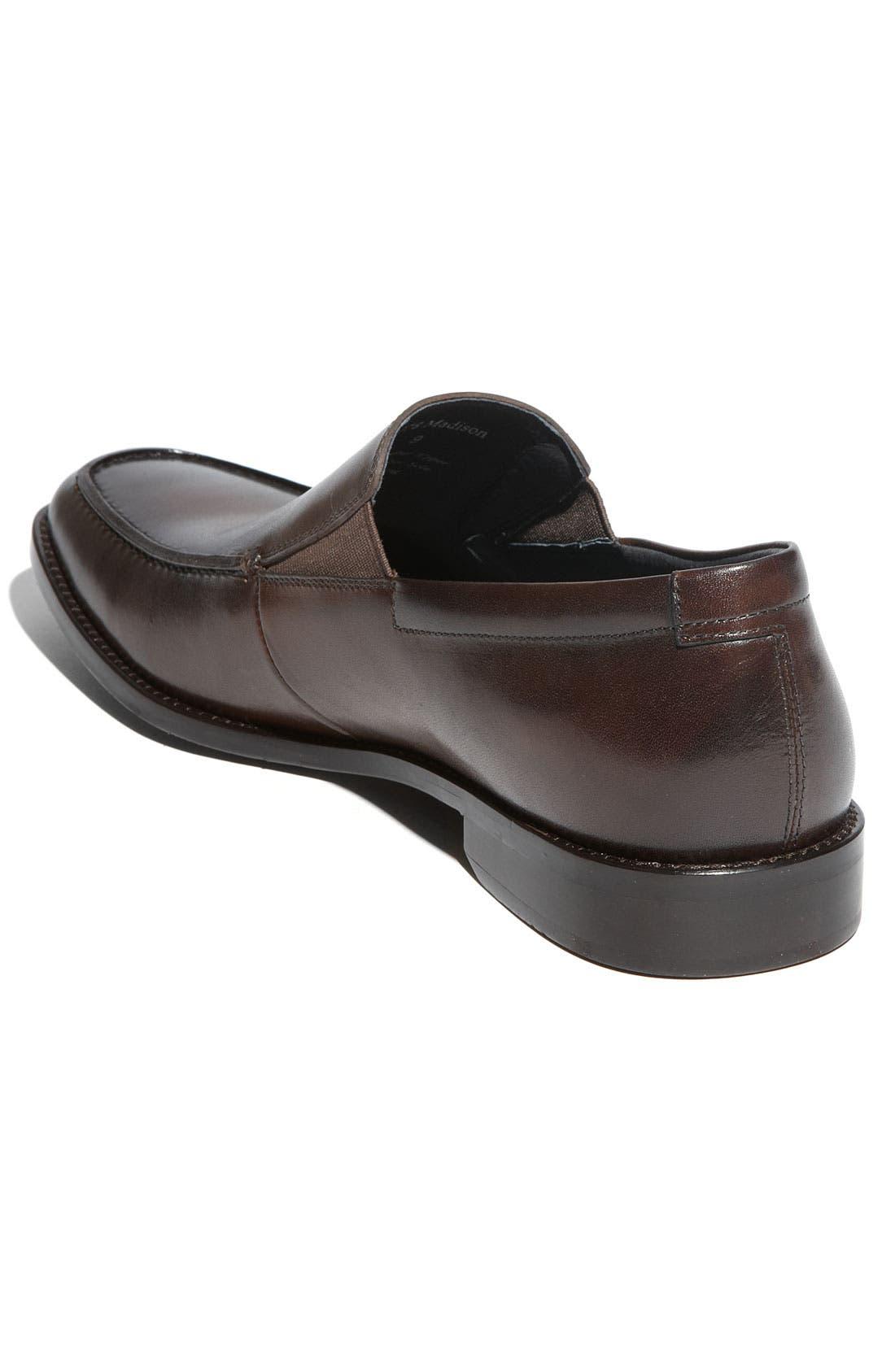 Alternate Image 2  - Gordon Rush 'Madison' Venetian Loafer (Men)