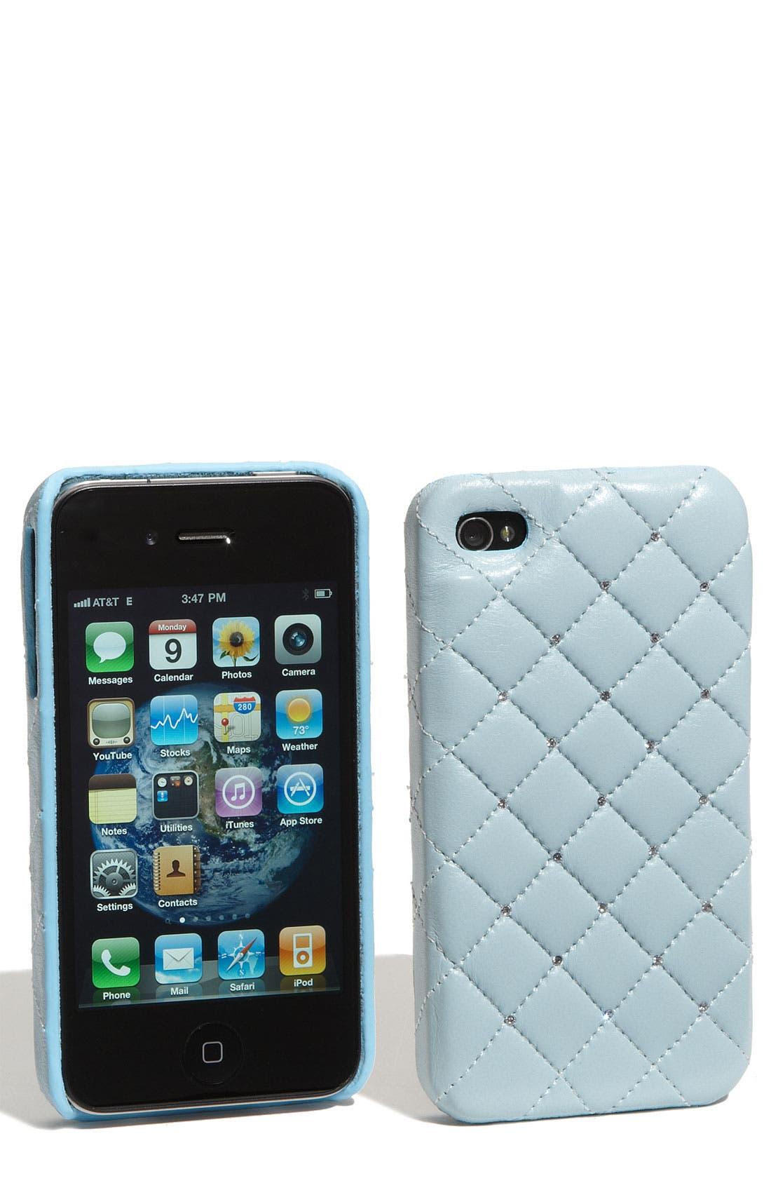 Alternate Image 1 Selected - Case-Mate® Swarovski Crystal iPhone 4 & 4S Case