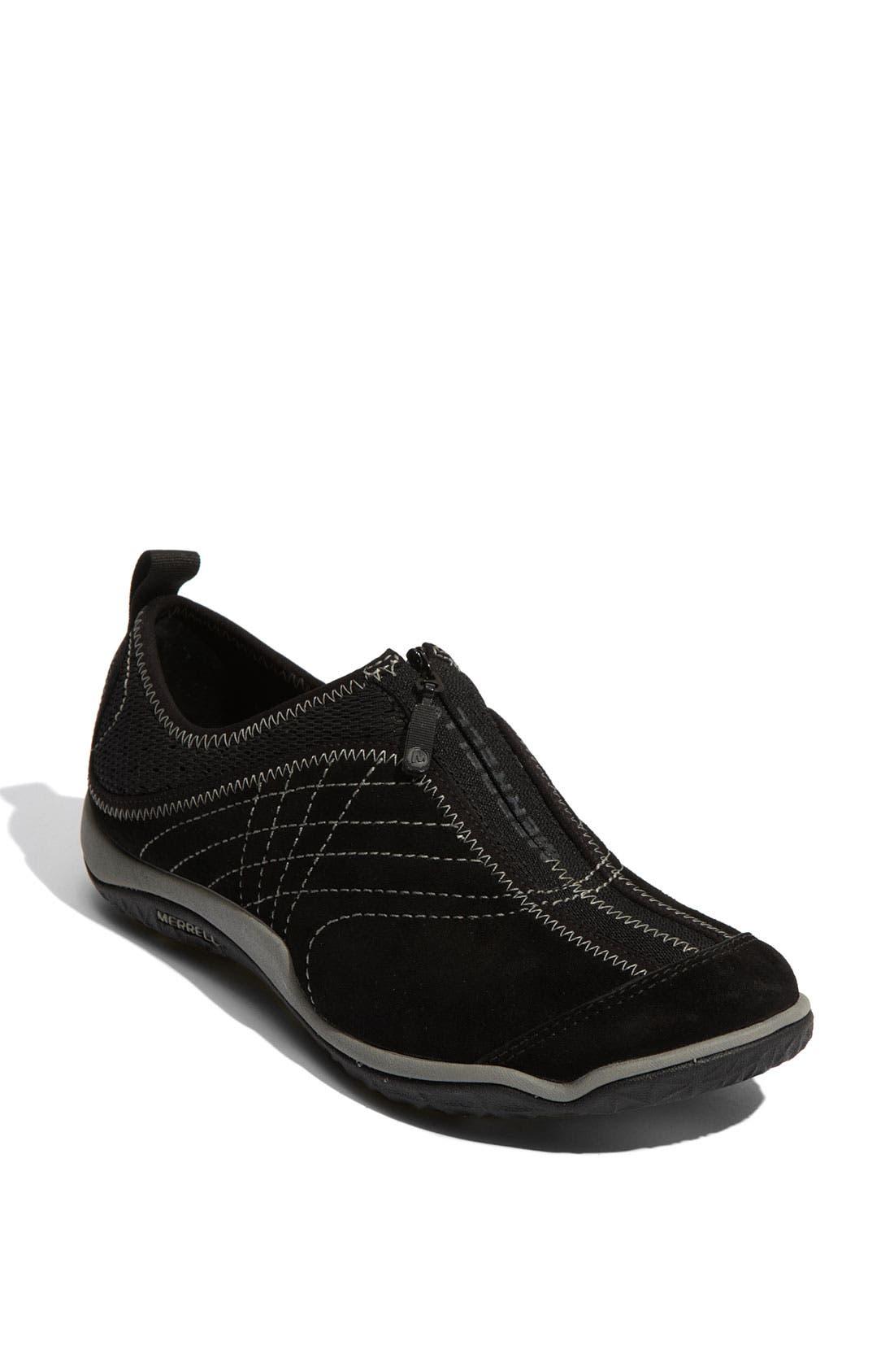 Alternate Image 1 Selected - Merrell 'Lorelei Zip' Sneaker