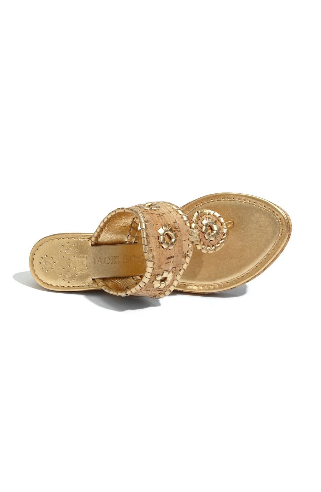 Alternate Image 3  - Jack Rogers 'Marbella' Cork Sandal