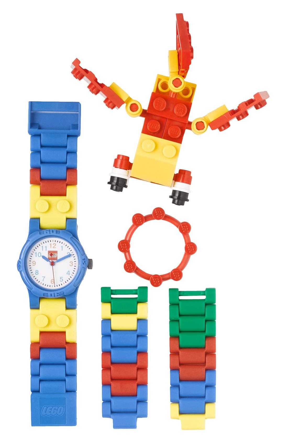 Alternate Image 1 Selected - LEGO® 'Creator' Watch (Kids)