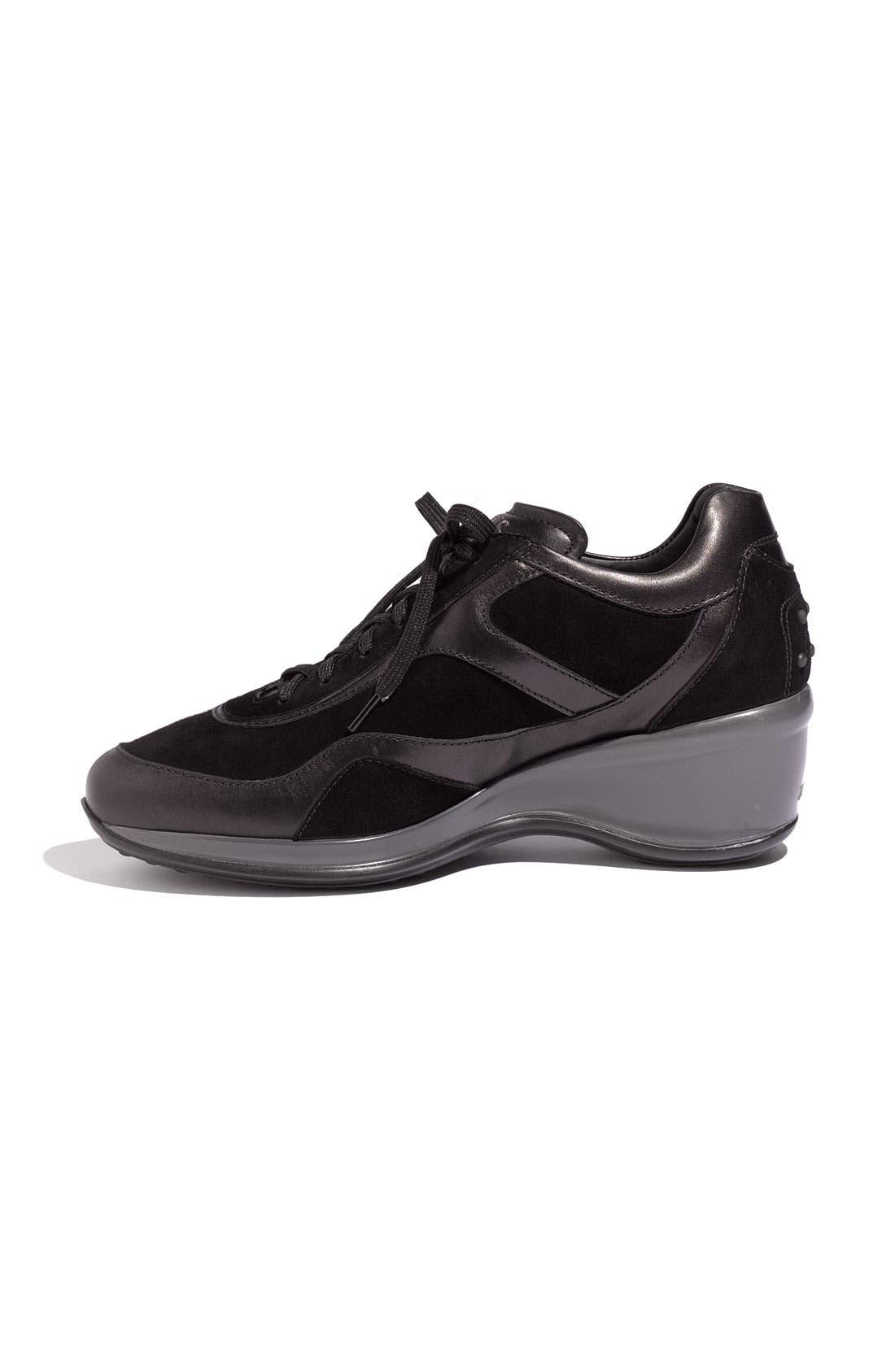 Alternate Image 2  - Tod's Wedge Heel Sneaker