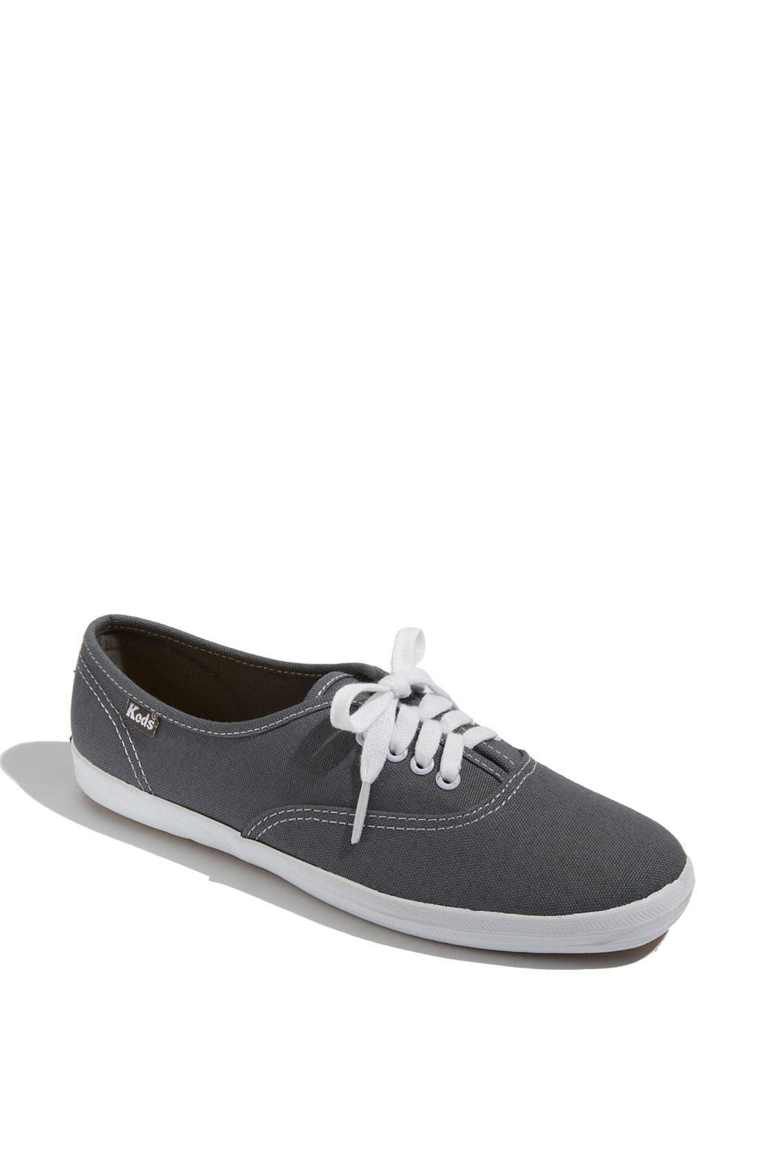 Keds® 'Champion' Canvas Sneaker (Women)