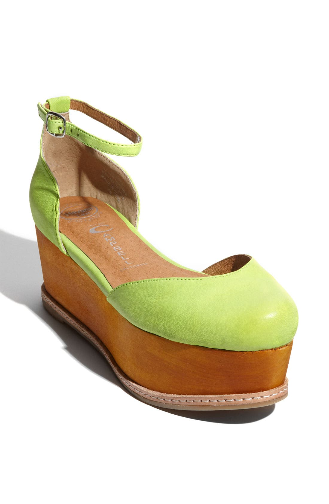 Alternate Image 1 Selected - Jeffrey Campbell 'Suebee' Sandal