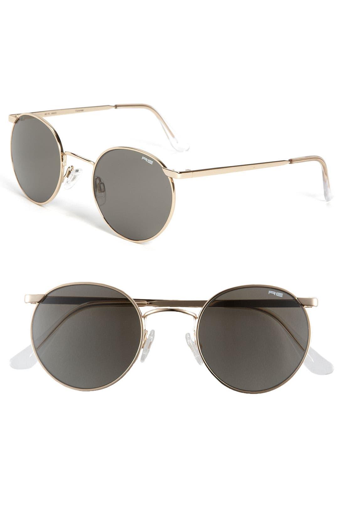Main Image - Randolph Engineering 'P3 Retro' 49mm Sunglasses