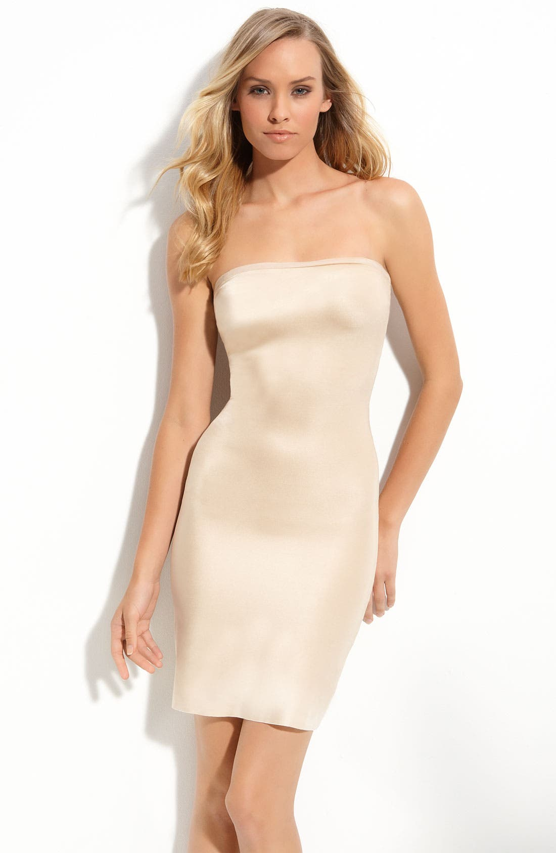 Alternate Image 1 Selected - SPANX® Convertible Strapless Slip Shaper