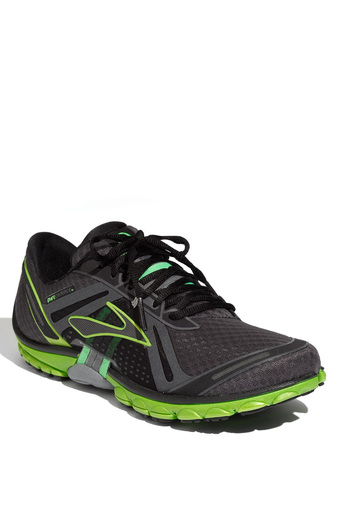 Alternate Image 1 Selected - Brooks 'PureCadence' Running Shoe (Men)