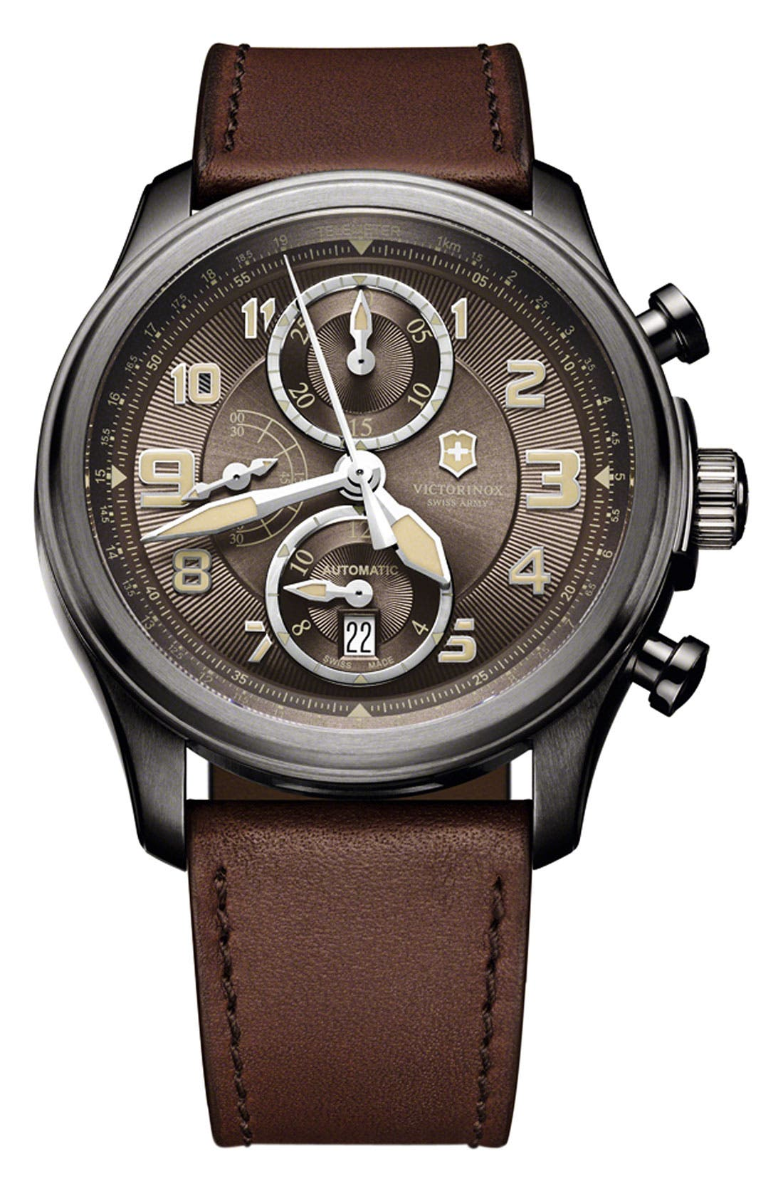 Main Image - Victorinox Swiss Army® 'Infantry Vintage' Automatic Chronograph Watch