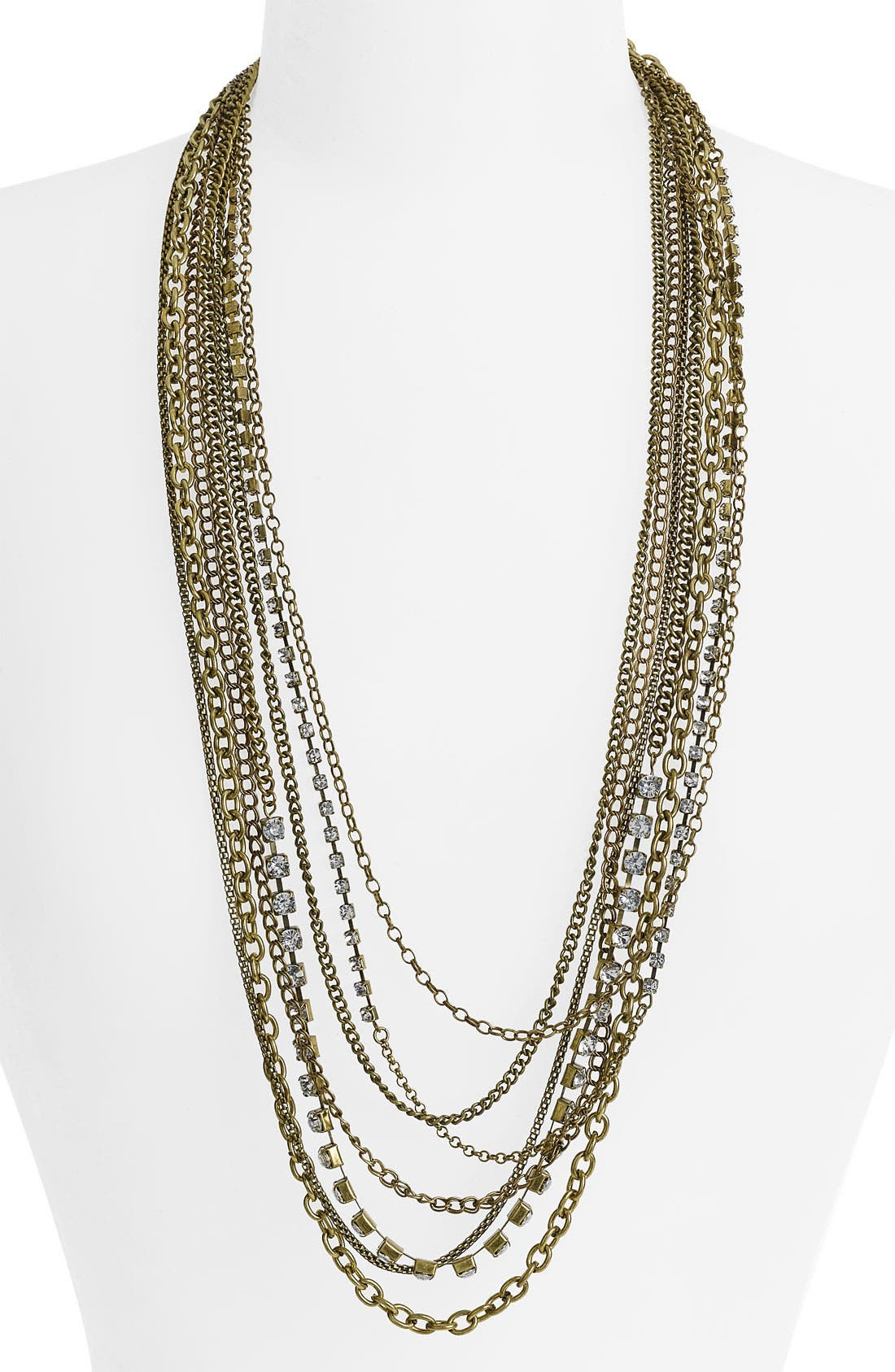 Alternate Image 1 Selected - Alexia Crawford Multistrand Necklace