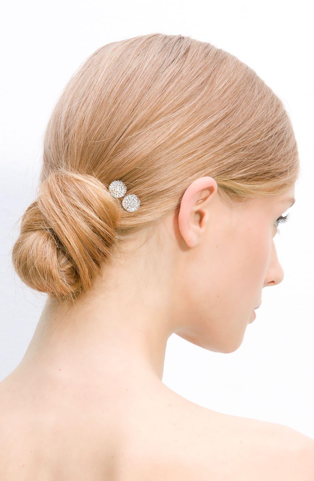 Alternate Image 1 Selected - Tasha 'Mini Circle' Hair Picks (Set of 2)