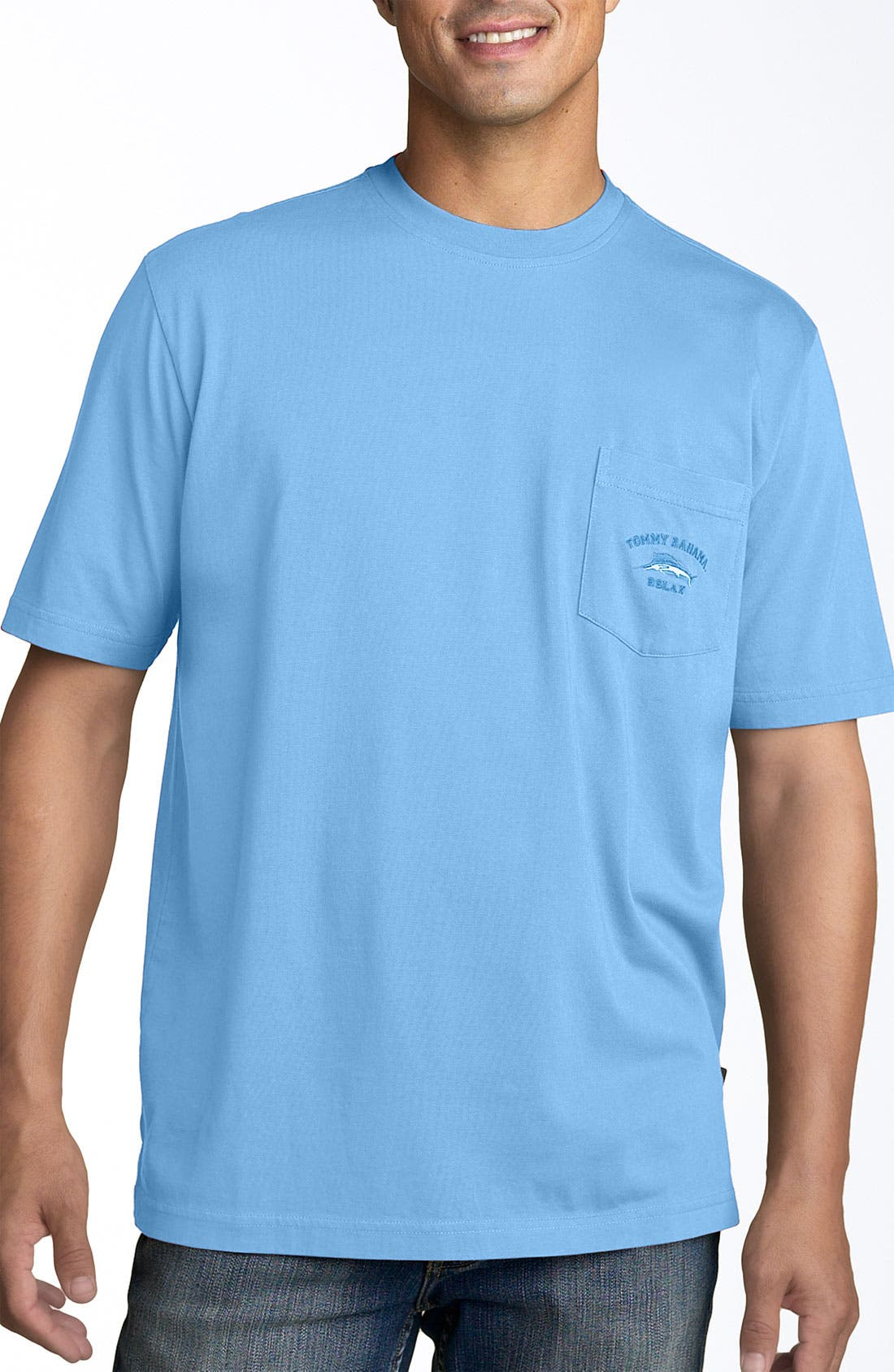 Alternate Image 1 Selected - Tommy Bahama Relax 'Bali High Tide' Regular Fit T-Shirt