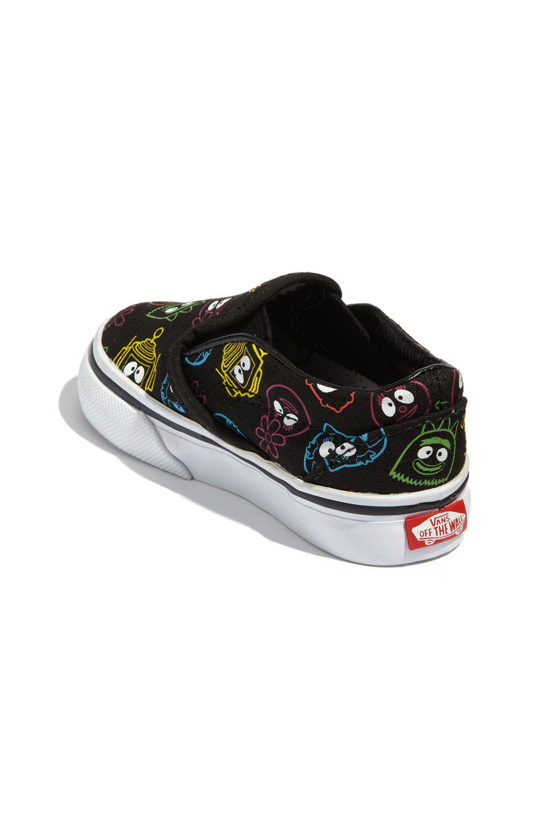 Alternate Image 2  - Vans 'Yo Gabba Gabba!™' Slip-On (Walker & Toddler)