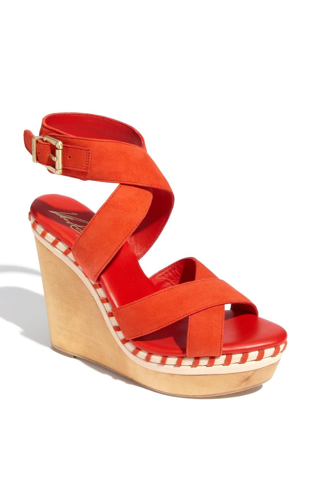 Alternate Image 1 Selected - VC Signature 'Lene' Sandal (Exclusive)