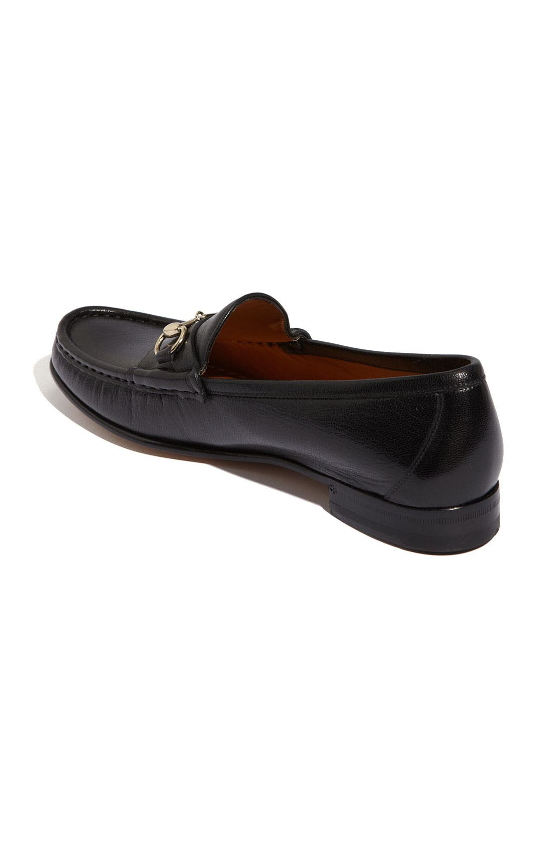 Alternate Image 2  - Gucci 'Clyde' Leather Loafer
